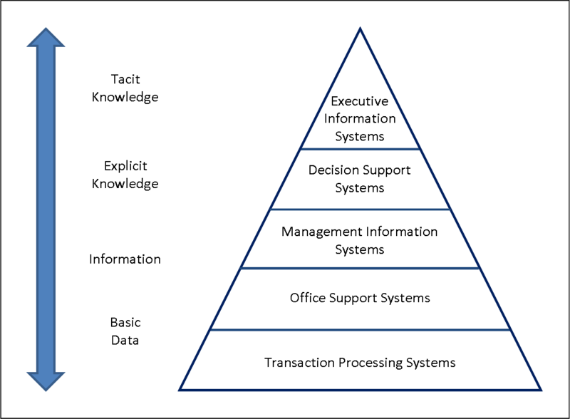 Common Types of Information Systems | Eternal Sunshine of